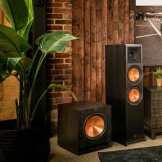 "Klipsch SPL-150 15"" Powered Subwoofer Es_813"