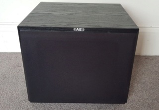 Acoustic Energy Aegis Evo Subwoofer Es_aco16