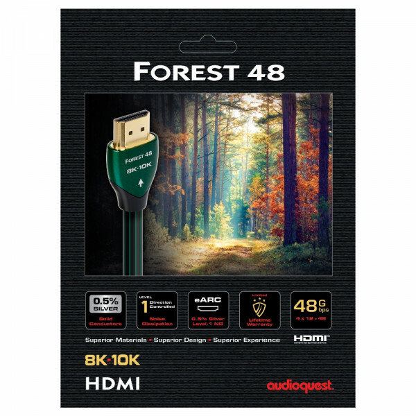 Audioquest Forest 48 8K HDMI Cable Es_au111