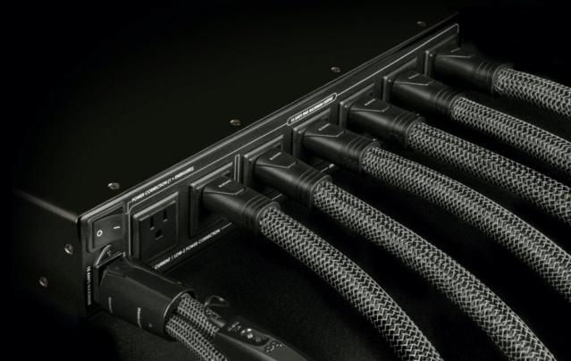 Audioquest Niagara 3000 Power Conditioner ( UK Plug ) Es_au118
