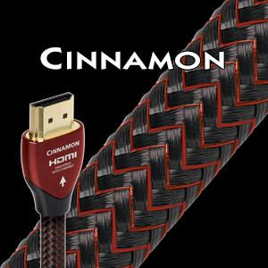 Audioquest Cinnamon 2M 4K HDMI Cable Es_aud19