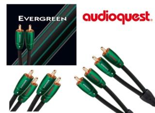 Audioquest Evergreen 1.5M Interconnect Es_aud33