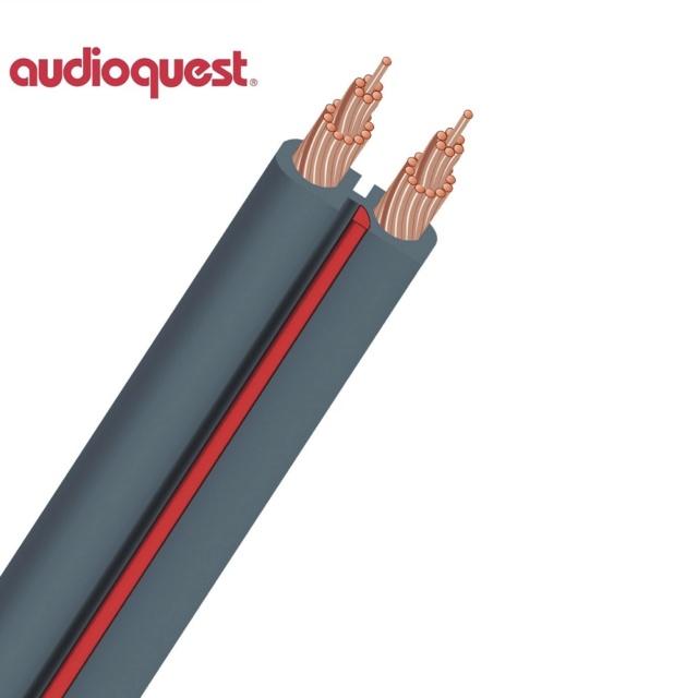 Audioquest X2 Grey Speaker Cable 30FT Es_aud64