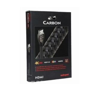 AudioQuest Carbon 2M HDMI 4K Cable Es_aud68
