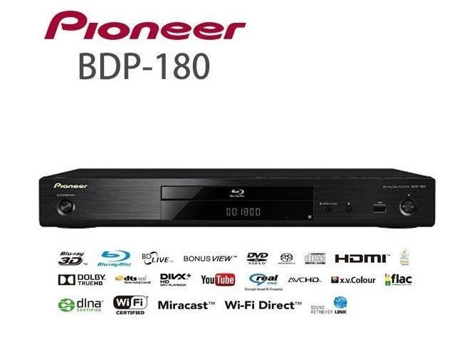 Pioneer BDP180 Network 3D Blu-Ray Player Jailbreak Version Es_bdp10