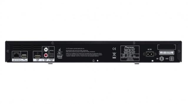 Pioneer BDP180 Network 3D Blu-Ray Player Jailbreak Version Es_bdp12