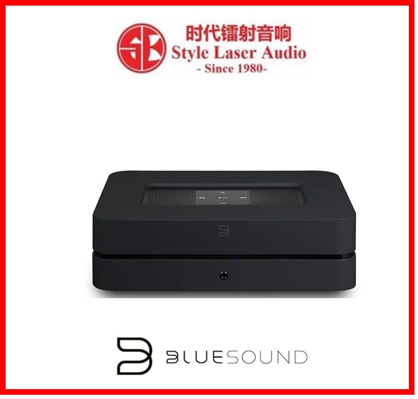 Bluesound Powernode 2i Wireless Multi-Room Music Streaming Amplifier Es_blu18