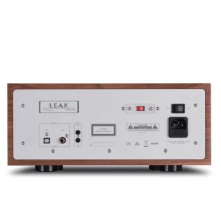 Leak CDT CD Player (Walnut) Es_cdt11