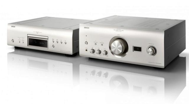 Denon PMA-2500NE Integrated Amplifier & Denon DCD-2500NE CD Player Made In Japan Es_de146