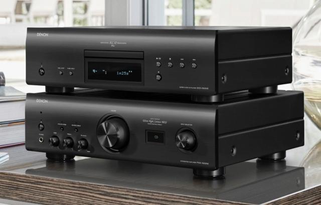 Denon PMA-1600NE Integrated Amplifier & DCD-1600NE SACD CD Player Es_de153