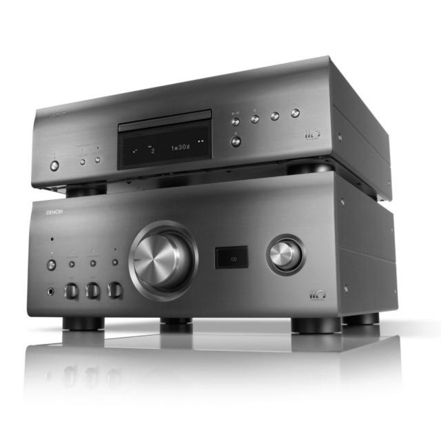 Denon PMA-A110 Integrated Amplifier & DCD-A110 CD Player Made In Japan Es_de159