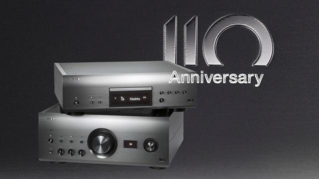 Denon PMA-A110 Integrated Amplifier & DCD-A110 CD Player Made In Japan Es_de160