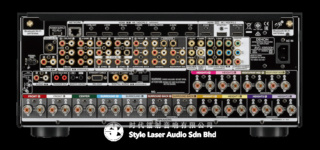 Denon AVC-X8500H 13.2 Channel AV Receiver Made In Japan Es_de_10