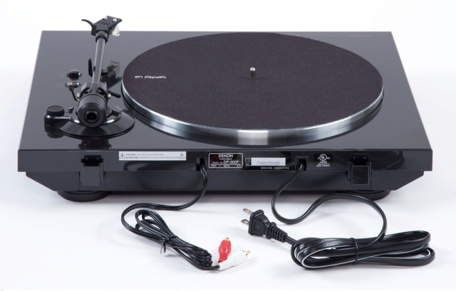 Denon DP-300F Fully Automatic Analog Turntable Es_den19