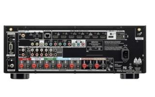 Denon AVR-X2500H 7.2Ch Atmos Network AV Receiver Es_den25