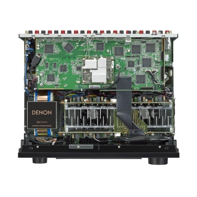 Denon AVR-X4500H 9.2Ch Atmos Network AV Receiver Es_den40