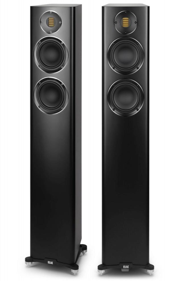 ELAC Carina FS247.4 + Carina C241.4 + Carina BS243.4 Speaker Package Es_el112