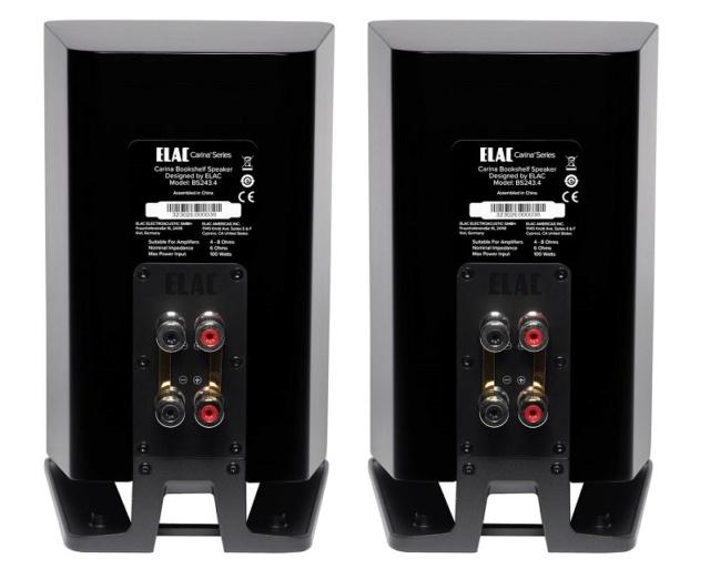 ELAC Carina FS247.4 + Carina C241.4 + Carina BS243.4 Speaker Package Es_el113