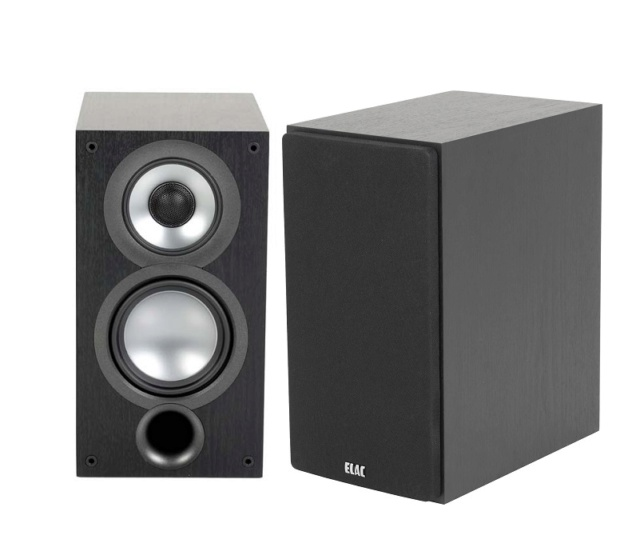 ELAC Uni-Fi 2.0 UF52 + Uni-Fi 2.0 UC52 + Uni-Fi 2.0 UB52 Speaker Package Es_el116