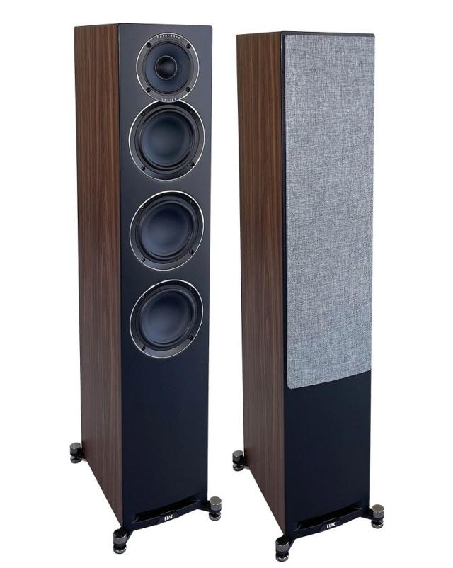 ELAC Uni-Fi Reference UFR52 + UCR52 + UBR62 Speaker Package Es_el121