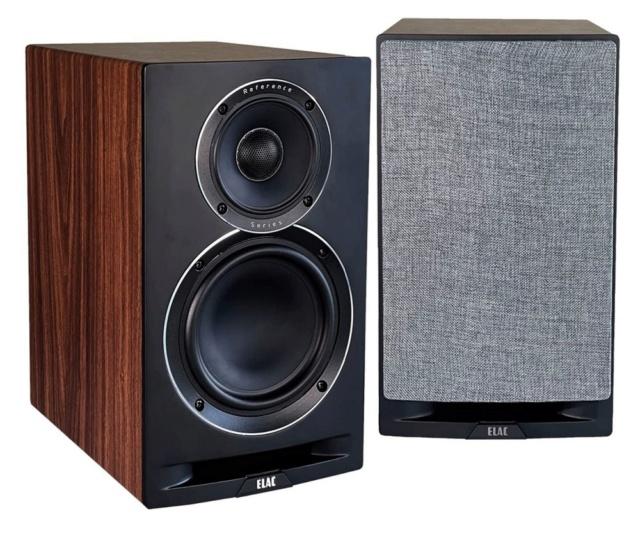 ELAC Uni-Fi Reference UFR52 + UCR52 + UBR62 Speaker Package Es_el122