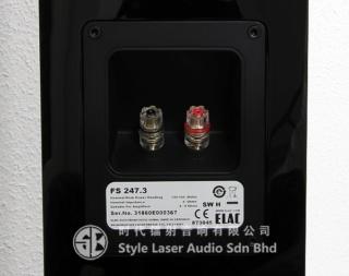 Elac FS247.3 Floor Standing Speaker Made In German Es_ela26