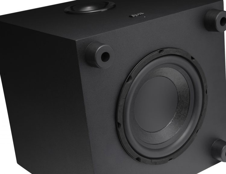 "ELAC Debut 2.0 S8.2 8"" Powered Subwoofer Es_ela68"