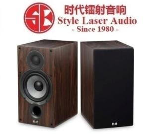 ELAC Debut 2.0 B6.2 Bookshelf Speaker (Walnut) Es_ela94
