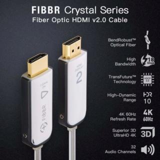 FIBBR Crystal 4K HDMI Cable 2 Meter Es_fib18