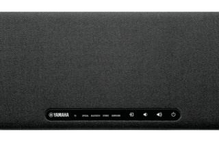 Yamaha SR-B20A Sound Bar with Built-in Subwoofer Es_g0221