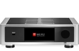 NAD M12 + NAD M22 V2 Pre and Power Amplifier Es_g7410