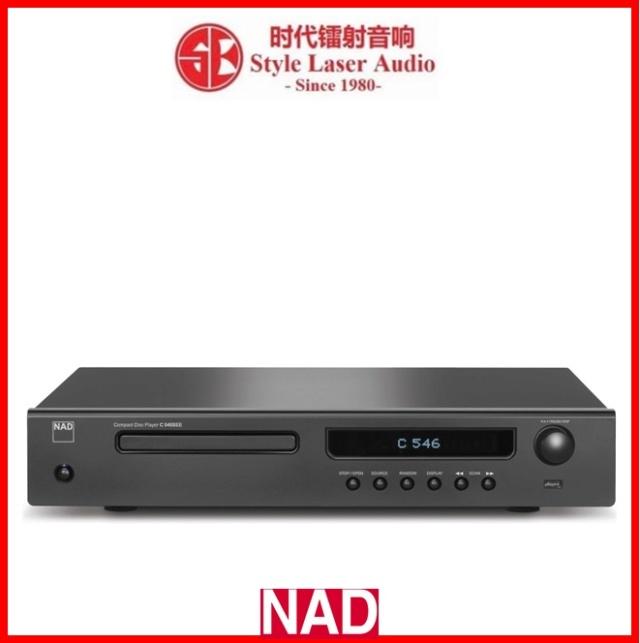 NAD C 546BEE CD Player Es_g7422