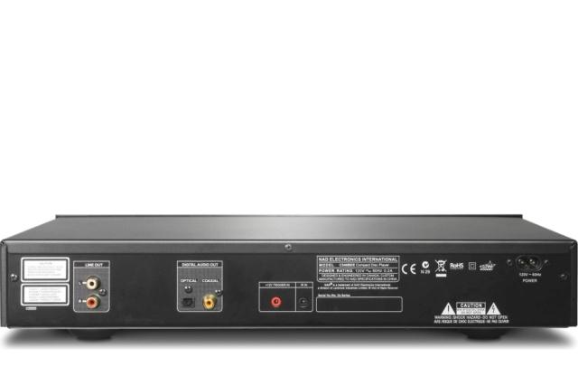 NAD C 546BEE CD Player Es_g7423