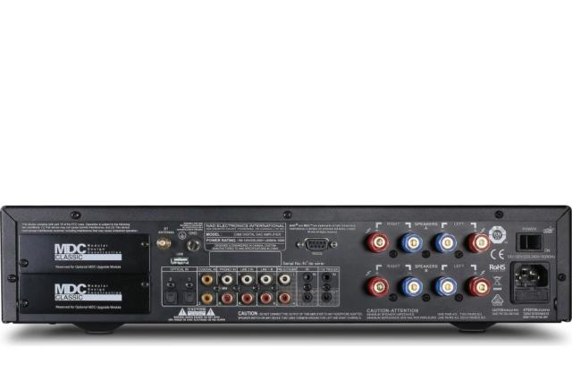NAD C 368 Hybrid Digital DAC Amplifier Es_g7428