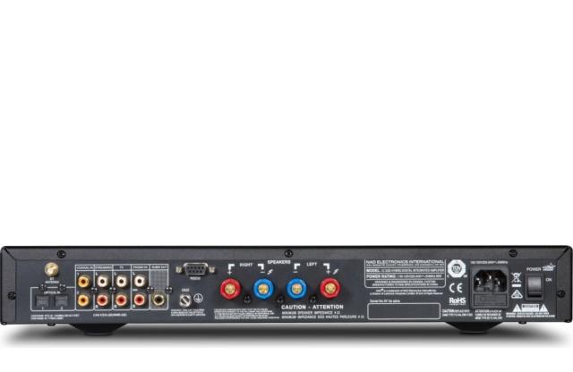 NAD C 328 Hybrid Digital DAC Amplifier Es_g7431