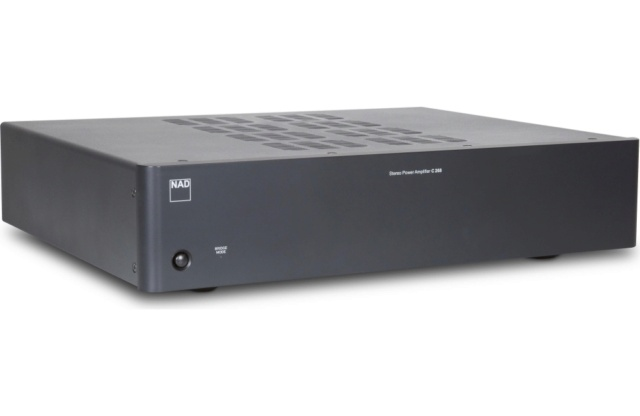 NAD C 268 Stereo Power Amplifier Es_g7436