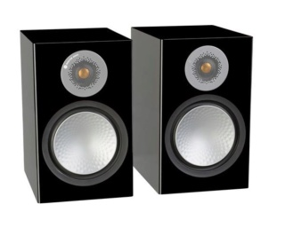 Monitor Audio Silver 100 Bookshelf Speaker Es_g8910