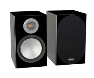 Monitor Audio Silver 100 Bookshelf Speaker Es_g8912