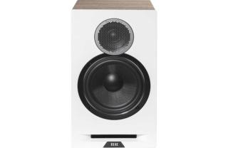 ELAC Debut Reference DBR62 Bookshelf Speaker (White) Es_g9726