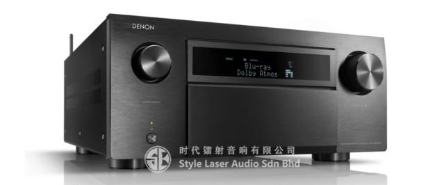 Denon AVC-X8500H 13.2 Channel AV Receiver Made In Japan Es_gal10