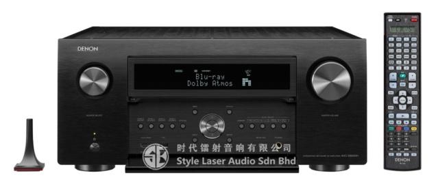 Denon AVC-X8500H 13.2 Channel AV Receiver Made In Japan Es_gal11