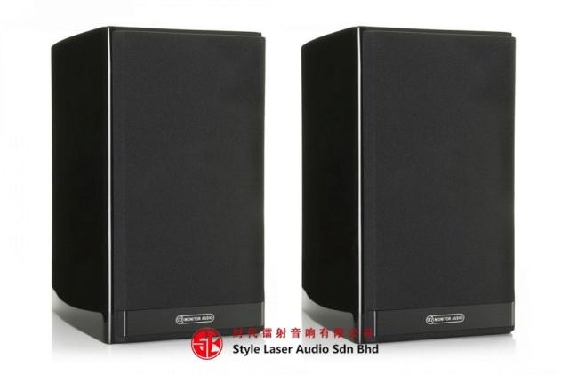Monitor Audio Gold 50 Bookshelf Speaker Es_gol14