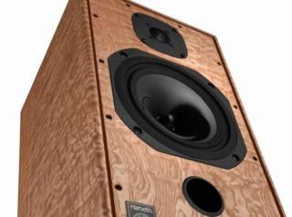 Harbeth Compact 7ES-3 XD Bookshelf Speakers Handmade In England Es_har18