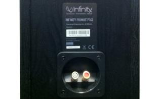 Infinity Primus P163 Bookshelf Speaker Es_inf10