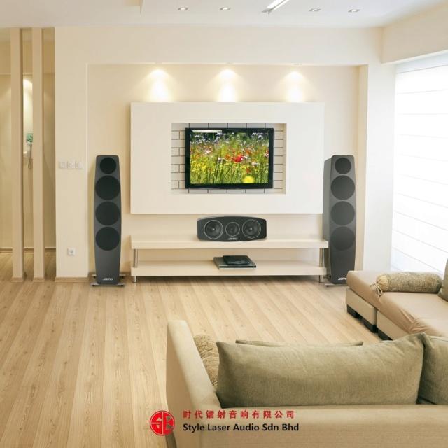 Jamo Concert C109 Hi End Floor Standing Speaker Es_jam12