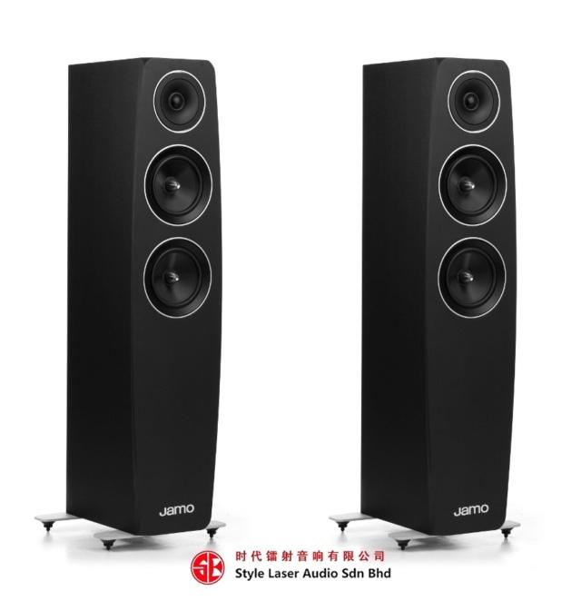 Jamo C95 Floor Standing Speaker Es_jam27