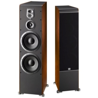 "JBL ES100 4 Way Dual 10"" Floor Standing Speaker (Sold Out) Es_jbl13"