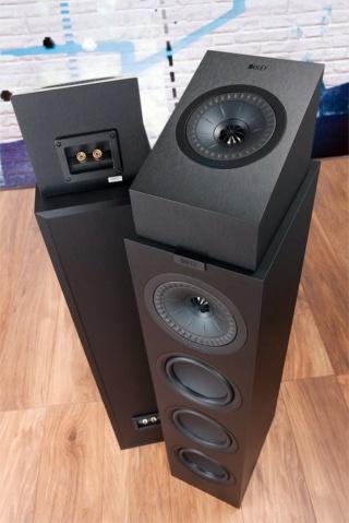 KEF Q50a Atmos Enabled Elevation Speaker Es_kef23