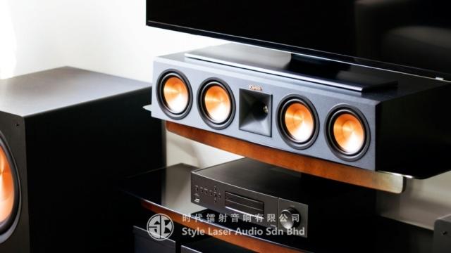 Klipsch Reference Premiere RP-440C Center Speaker Es_kl110