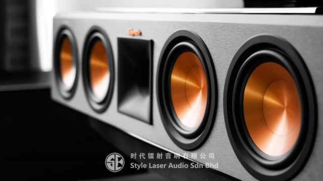 Klipsch Reference Premiere RP-440C Center Speaker Es_kl113